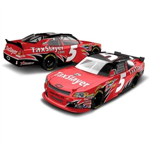 NASCAR Dale Earnhardt Jr. #5 TaxSlayer Nationwide Series 1/64 Kids Hardtop Car 2012