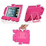 TCD for Apple iPad Mini 1 2 3 with Retina Display Light Weight Children's TRAIN SERIES FOAM Case Cover Stand [MADE FOR CHILDREN] SHOCKPROOF Protection & Stand