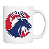 Chicago Cubs GOAT White Mug - 2016 World Series Champions - Fan Cup