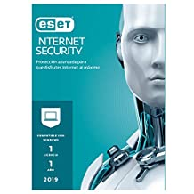 ESET Internet Security v12 2019, 1 Licencias