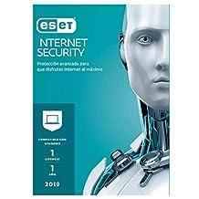 ESET Internet Security v12 2019, 1 Licencias