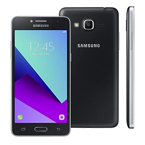 Samsung Galaxy J2 Prime G532M/DS 8GB - Factory Unlocked Phone - Black - International Version (Telefonos 2 Galaxy Samsung)