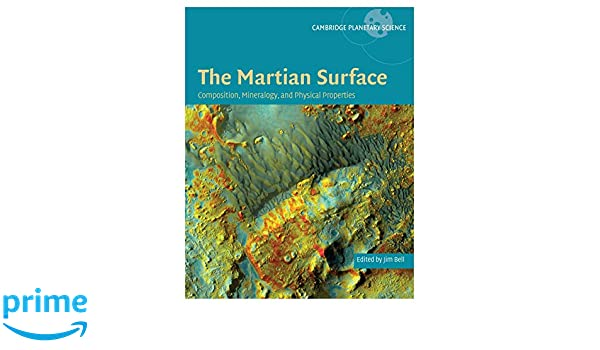 the martian surface bell jim