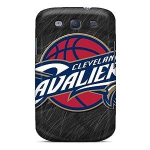 L.M.CASE Perfect Tpu Case For Galaxy S3/ Anti-scratch Protector Case (cleveland Cavaliers)