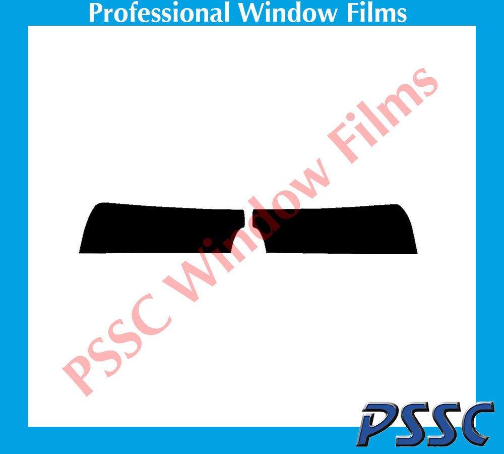 PSSC Pre Cut Sun Strip Car Window Films for Vauxhall Zafira 2011-2016 20/% Dark Tint