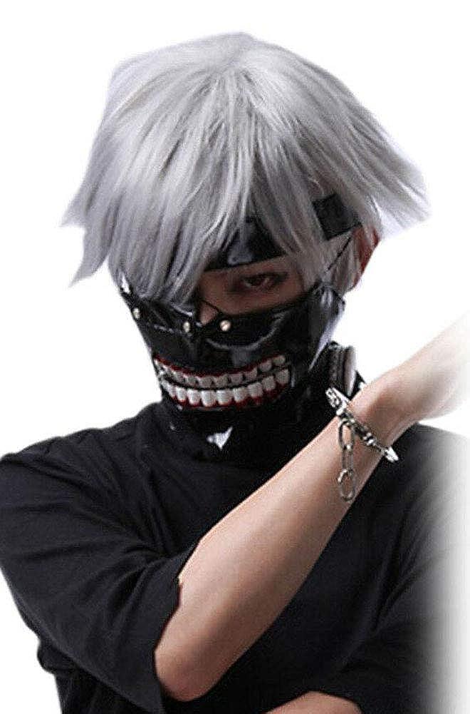 Parrucca Cosplay Tokyo Ghoul Kaneki Ken