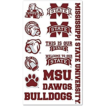 ncaa mississippi state university 17219012 tattoos sports outdoors. Black Bedroom Furniture Sets. Home Design Ideas