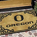 NCAA Oregon Door Mat