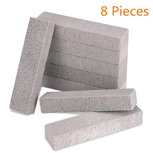 Pumice Stones for Cleaning Pumice Stick Cleaner for Removing Toilet Bowl Ring,Swimming Pool, Kitchen and Household Cleaning