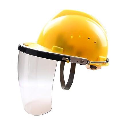STEAM PANDA Casco Trabajo Casco Soldador Soldadura A Gas Soldadura Polvo De Amolar Protección contra La