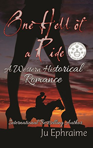 All things considered, riding with Joe will be, one hell of a ride!Saddle up with this western historical romance from bestselling author Ju Ephraime: One Hell Of A Ride
