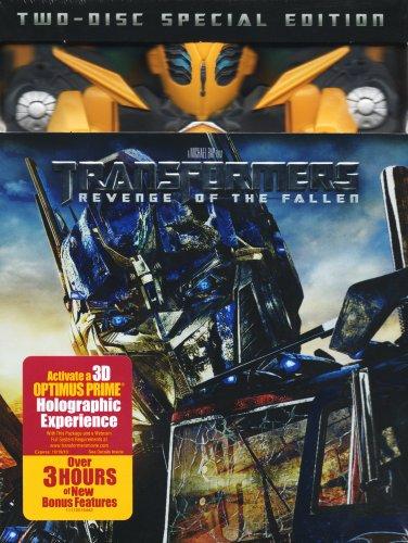 Transformers: Revenge of the Fallen by Dreamworks Video