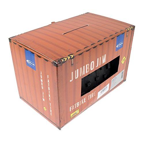 SCHWALBE Jumbo Jim Evolution LiteSkin Folding Tire, 4.8 x 26