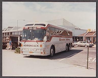 Adirondack Trailways Tauck Tours Eagle #62116 bus snapshot