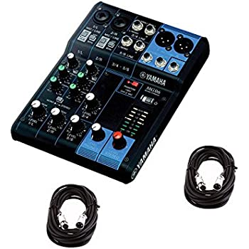 yamaha mg10xu 10 channel mixer w fx 4x 20ft microphone xlr cables musical instruments. Black Bedroom Furniture Sets. Home Design Ideas