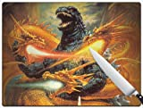 Movie Poster 44 - Godzilla 2 Standard Cutting Board