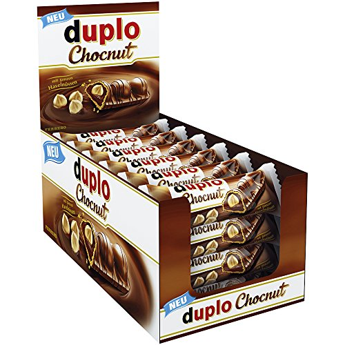 Ferrero Duplo Chocolate and Hazelnut Bars (24 -