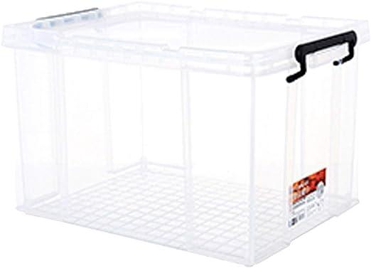 Storage Box Caja De Almacenamiento Transparente De PláStico Extra ...