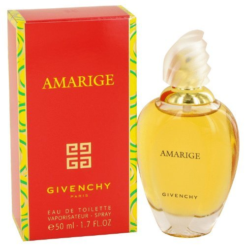 Amarige 1.7 Ounce Edt - Givenchy Amarige 1.7 Oz EDT Spray Woman Ladies New