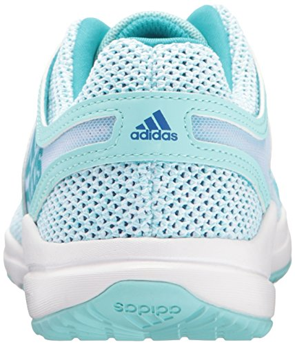 adidas Womens Crazytrain CF Cross-Trainer Shoes White/Satellite/Ocean ECznJ