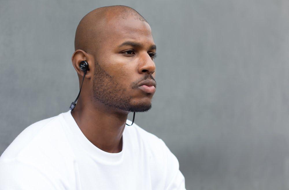 Dearear True Wireless Buoyant Earphones with Comply Foam Ear Tips and Carry Case - Black Black