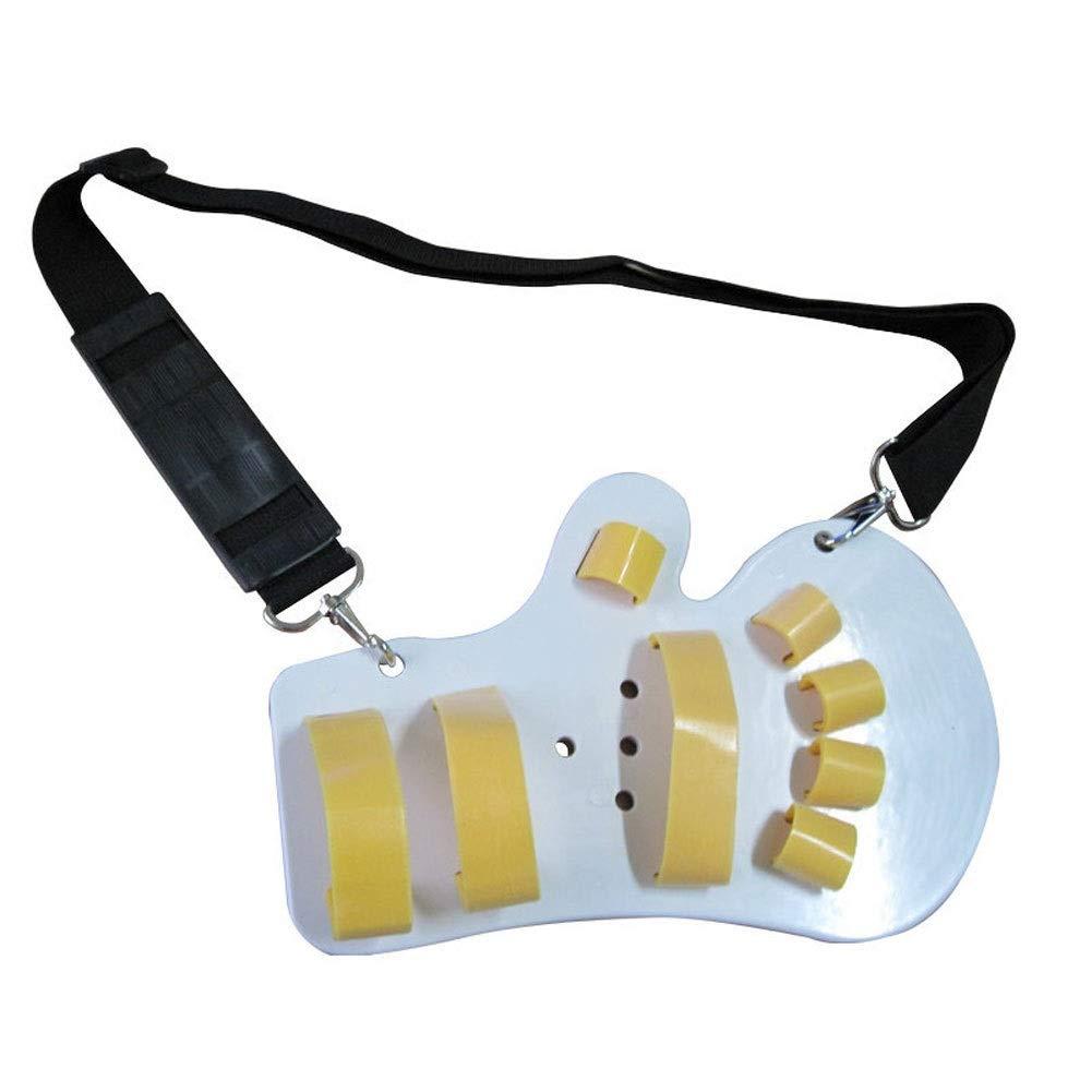 Evav Finger Orthotics Fingerboard Arm Sling Orthotics Hand Splint Training Support Finger Training Device (Size : A) by Evav