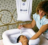 Portable Shower Bag for the Disabled