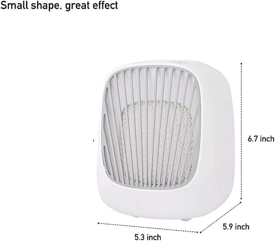 WZ YDTH Mini USB Cooler Home Desktop Portable Portable Fan,Pink