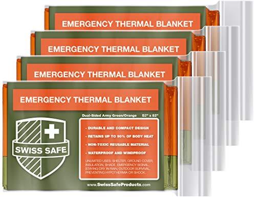 Swiss Safe Emergency Mylar
