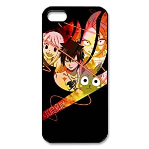 Fairy Tail Custom Printed Design Durable Case Cover for Iphone 5 5S