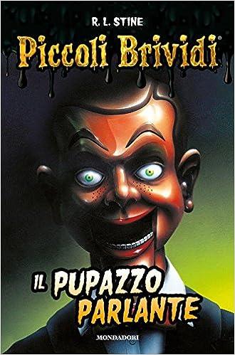 Risultati immagini per copertina il pupazzo parlante