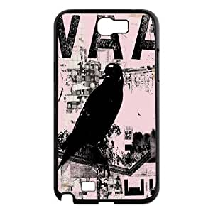 Bird Brand New Cover Case for Samsung Galaxy Note 2 N7100,diy case cover ygtg566473