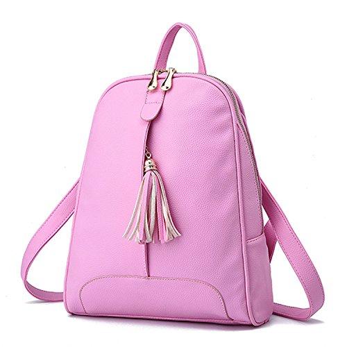 Nouveaux Sacs à Main De Mode Sac à Bandoulière De Voyage Occasionnel Pink