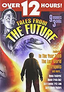 Tales from the Future 9 Movie Pack [Import]