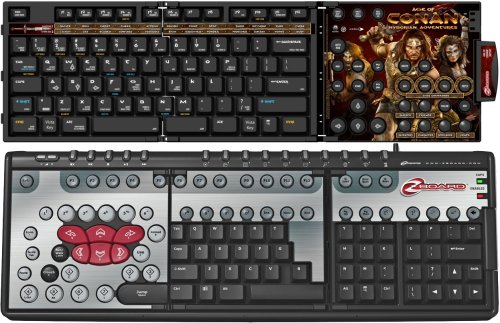 Age of conan * zboard limited edition keyset * | ebay.