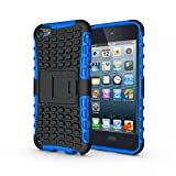 Best Cell  Case Is - IPod Touch 5/6 Case, LUOLNH 2 in 1 Review