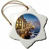 Best 3dRose Friend Fishings - 3dRose orn 88706 1 California, Monterey Bay, Buildings Review