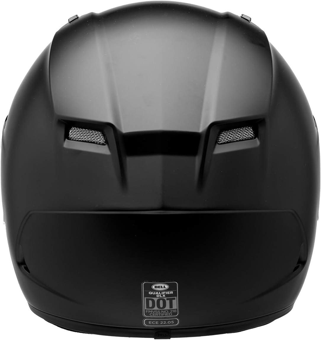 Bell Helmet qualifier solid black matt l