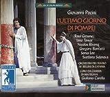 Pacini: L'ultimo giorno di Pompei
