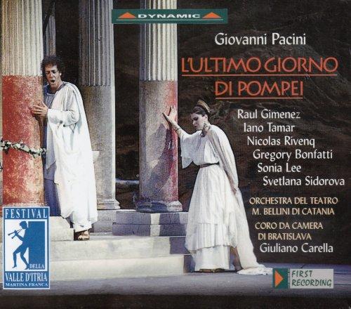 Pacini: L'ultimo giorno di Pompei by Dynamic