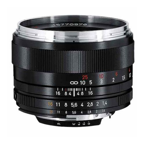 System Ais (Zeiss 50mm f/1.4 Planar T ZF.2 Series Manual Focus Lens for The Nikon F (AI-S) Bayonet SLR System)