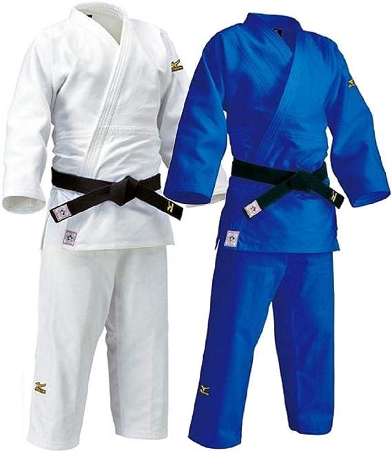 Sconosciuto Mizuno Yousho Japan Judo GI IJF Approvato Judogi