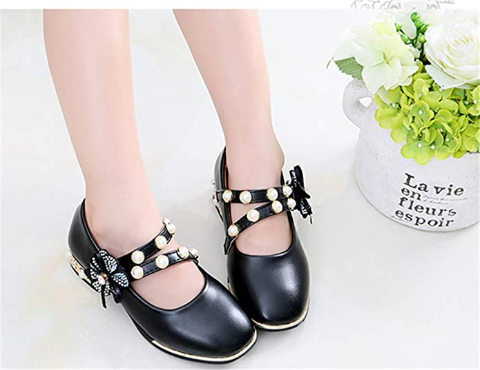 ZWEILI Rhinestone Joker Casual Princess Shoes