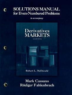 amazon com derivatives markets 2nd edition 9780321280305 rh amazon com