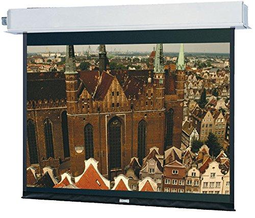 DA-Lite 84327LS Advantage Electrol HDTV Format - Projection screen (motorized, 120 V) - 119 in ( 302 cm ) - 16:9 - Matte White - white powder coat