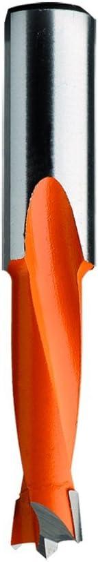 Left-Hand Rotation 10mm Diameter 10x27mm Shank 25//64-Inch CMT 310.100.12 Dowel Drill
