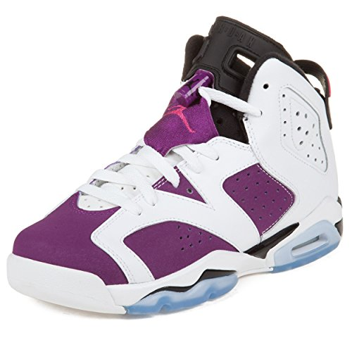 Air Jordan 6 Retro GG - 'Vivid Pink'- 543390-127 - Size 6 by NIKE