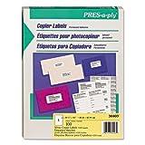 AVE30403 - White Copier Labels