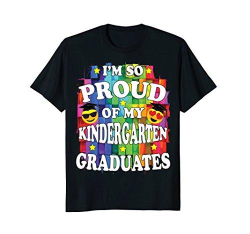 Proud Teacher Of Graduating Kindergarten Class Teacher Shirt - Teacher Gown