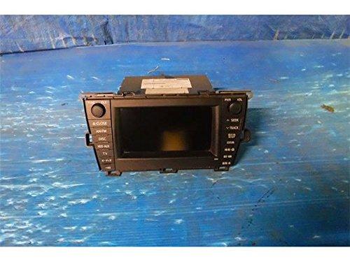 トヨタ 純正 プリウス W30系 《 ZVW30 》 マルチモニター P60600-17015637 B0788SR6T8